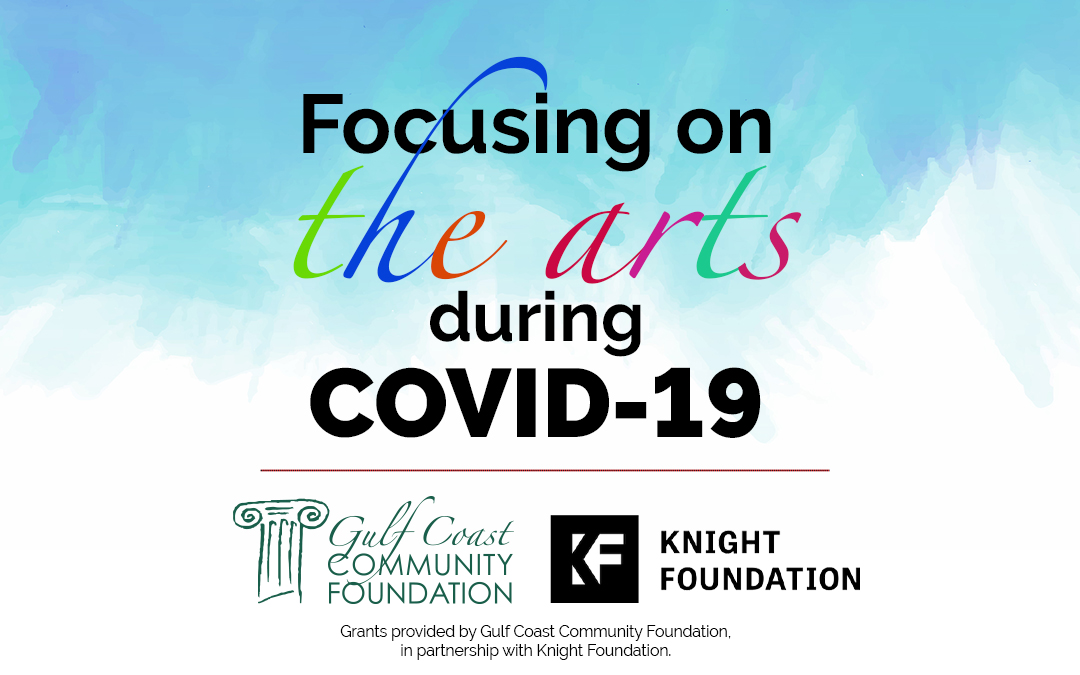 GCCF Partners with Knight Foundation Offering Grants to Local Art Organizations During COVID-19
