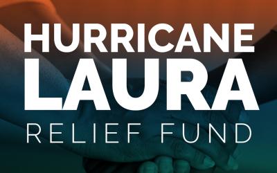 Gulf Coast Community Foundation establishes the Hurricane Laura Relief Fund